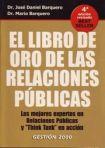 El libro de oro de las Relaciones Públicas
